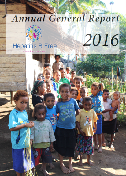 Annual report cover photo 2015